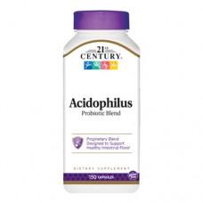 21st Century Acidophilus 150 капсул