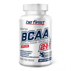 Be First BCAA Capsules 500 миллиграмм