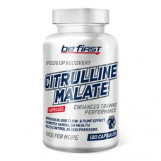 Be First Citrulline Malate Capsules 120 капсул