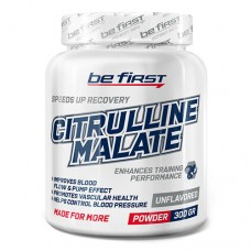 Be First Citrulline Malate Powder 300 грамм