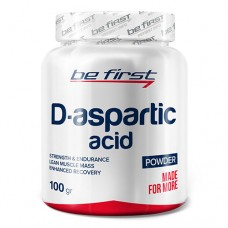 Be First D-Aspartic Acid Powder 300 грамм