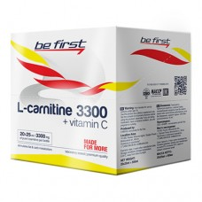 Be First L-carnitine 3300+Vitamine C 20 ампул