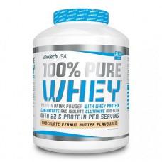 BioTechUsa 100 % Pure Whey 2270 грамм