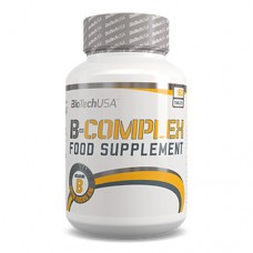 BioTechUsa B-Complex 60 таблеток