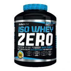 BioTechUsa Iso Whey ZERO 2270 грамм