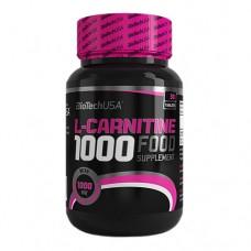BioTechUsa L-Carnitine 1000 30 таблеток