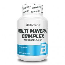 BioTechUsa Multi Mineral Complex 100 таблеток