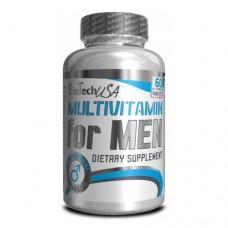 BioTechUsa Multivitamin for Men 60 таблеток