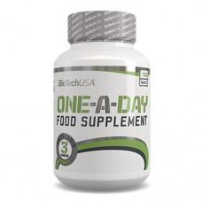 BioTechUsa One-A-Day 100 таблеток