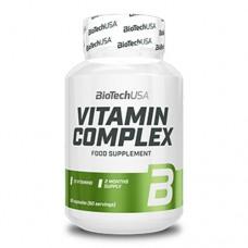 BioTechUsa Vitamin Complex 60 капсул