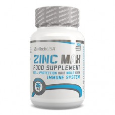 BioTechUsa Zinc Max 100 таблеток
