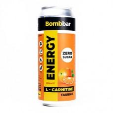 Bombbar Энергетик Апельсин 500 миллилитров