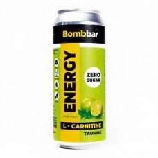 Bombbar Энергетик Лайм-мята 500 миллилитров