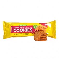 Bombbar Snaq Fabriq Cookies с клюквой 180 грамм
