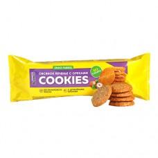 Bombbar Snaq Fabriq Cookies с орехами 180 грамм