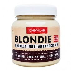 Chikalab Blondie Паста молочная с кешью 250 грамм