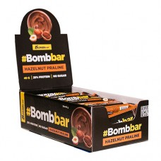 Chikalab Bombbar Фундучное пралине в шоколаде 40 грамм