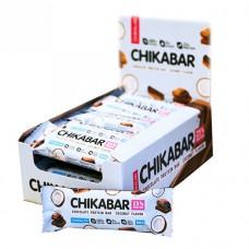 Chikalab Chikabar Кокос с шоколадной начинкой 60 грамм