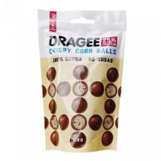 Chikalab Dragee Кукурузные шарики в шоколаде 120 грамм