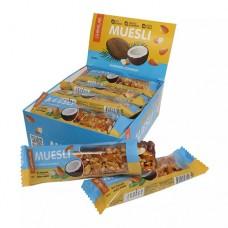 Chikalab Мюсли-батончик Миндаль с кокосом 40 грамм