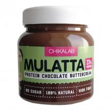 Chikalab Mulatta Шоколадная паста с фундуком 250 грамм
