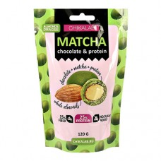 Chikalab Protein Chocolate Matcha 120 грамм