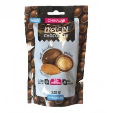 Chikalab Protein Chocolate Миндаль в шоколаде 120 грамм