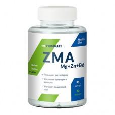 Cybermass ZMA Mg+Zn+B6 90 капсул