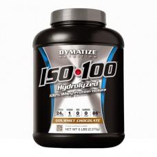 Dymatize ISO-100 2270 грамм