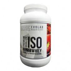 Evolab Nutrition ISO Whey Клубника 908 грамм