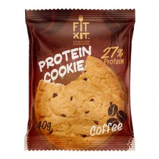 Fit Kit Protein Cookie Coffee 40 грамм