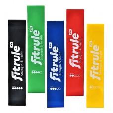 Fitrule Набор фитнес-резинок Strength & health