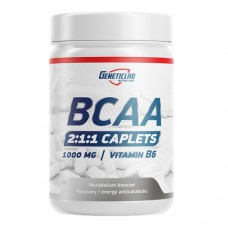 Geneticlab BCAA 2:1:1 90 таблеток