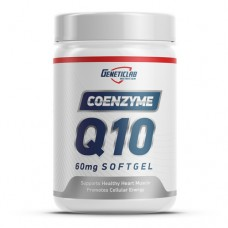 Geneticlab Coenzyme Q10 60 капсул