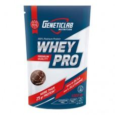 Geneticlab WHEY PRO 1000 грамм