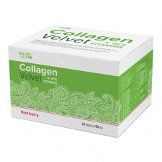 Liquid & Liquid Collagen Velvet + Ace Vitamins 20 ампул по 50 миллилитров