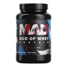 MAD God of Whey Protein 1000 грамм