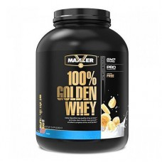 Maxler Golden Whey 2267 грамм