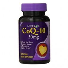 Natrol CoQ-10 45 капсул
