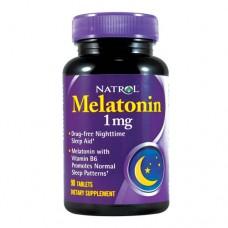 Natrol Melatonin 1 миллиграмм