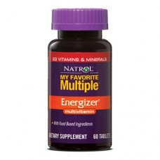 Natrol My Favorite Multiple Energizer 60 таблеток