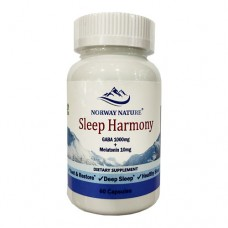 Norway Nature Sleep Harmony 60 капсул