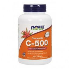 NOW C-500 100 таблеток
