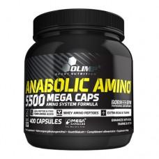 Olimp Anabolic Amino 5500 400 капсул