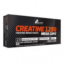 Olimp Creatine 1250 Mega Caps 120 капсул