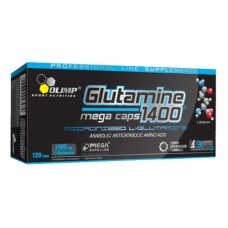 Olimp Glutamine 1400 Mega Caps 120 капсул