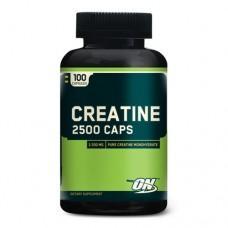 Optimum Nutrition Creatine 2500 100 капсул