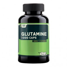 Optimum Nutrition Glutamine 1000 миллиграмм 120 капсул