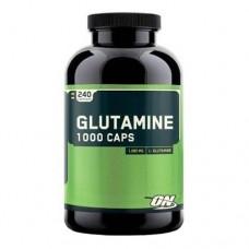 Optimum Nutrition Glutamine 1000 миллиграмм 240 капсул