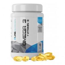 RLine Omega 3 + Vitamin E 90 капсул